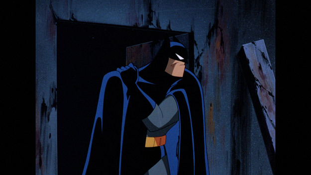 Batman: Mask of the Phantasm (full frame)
