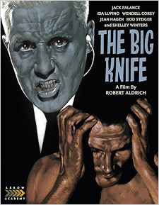 The Big Knife: Special Edition (Blu-ray Disc)