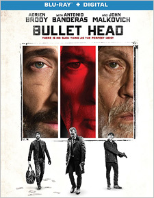 Bullet Head (Blu-ray Disc)