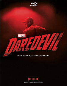 Daredevil: The Complete First Season (Blu-ray Disc)