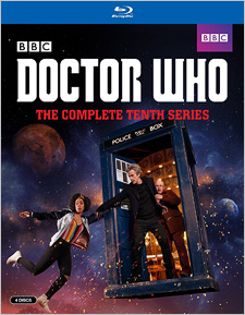 Doctor Who: The Complete Tenth Series (Blu-ray Disc)