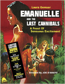 Emanuelle and the Last Cannibals (Blu-ray Disc)