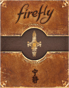 Firefly: The Complete Series – 15th Anniversary Collector's Edition (Blu-ray Disc)