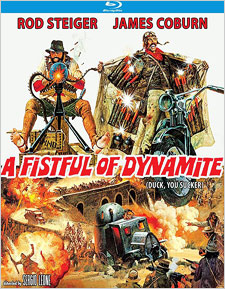 Fistful of Dynamite (Blu-ray Disc)