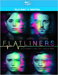 Flatliners (2017 - Blu-ray Disc)