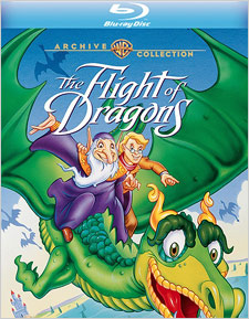 Flight of Dragons (Blu-ray Disc)