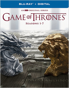 Game of Thrones: Seasons 1-7 (Blu-ray Disc)