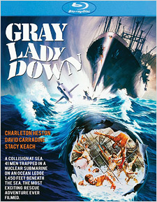Gray Lady Down (Blu-ray Disc)