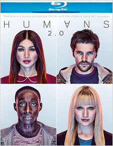 Humans 2.0 (Blu-ray Disc)