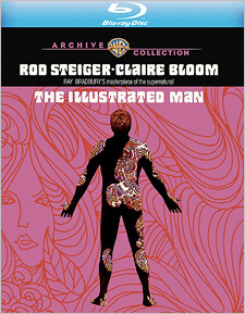 The Illustrated Man (Blu-ray Disc)