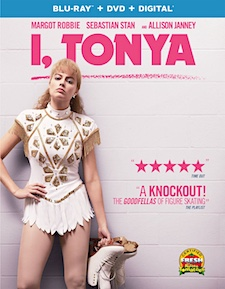 I, Tonya (Blu-ray Disc)