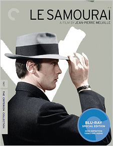 Le Samurai (Criterion Blu-ray Disc)