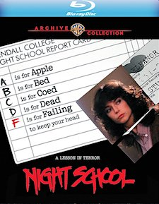 Night School (Blu-ray Disc)