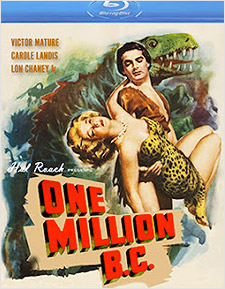 One Million Years BC (Blu-ray Disc)