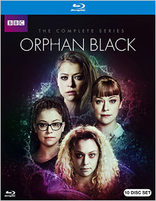 Orphan Black: The Complete Series (Blu-ray Disc)