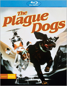 The Plague Dogs (Blu-ray Disc)