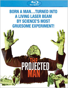 The Projected Man (Blu-ray Disc)
