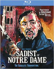 The Sadist of Notre Dame (Blu-ray Disc)