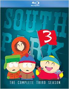 South Park: The Complete Third Season (Blu-ray Disc)