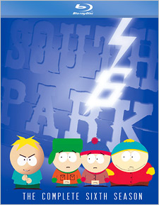 South Park: The Complete Sixth Season (Blu-ray Disc)