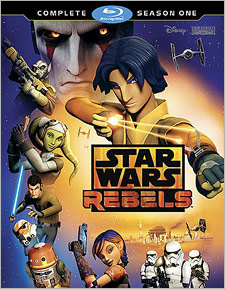 Star Wars: Rebels – Complete Season One