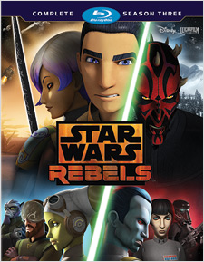 Star Wars: Rebels – Complete Season Three (Blu-ray Disc)