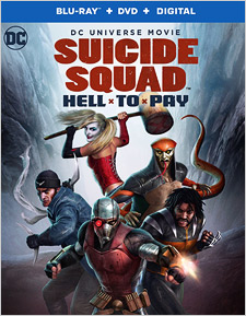 Suicide Squad: Hell to Pay (Blu-ray Disc)