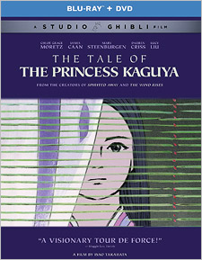 The Tale of the Princess Kaguya (Blu-ray Disc)