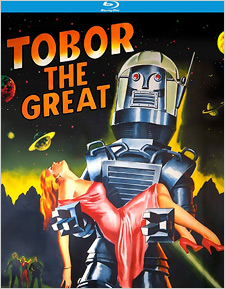 Tobor the Great (Blu-ray Disc)