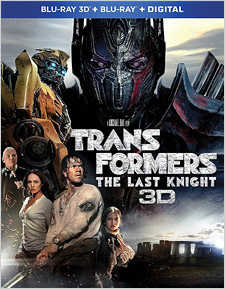 Transformers: The Last Knight (Blu-ray 3D)