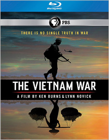 The Vietnam War: A Film by Ken Burns & Lynn Novick (Blu-ray Disc)