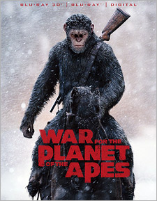 War for the Planet of the Apes (Blu-ray 3D)