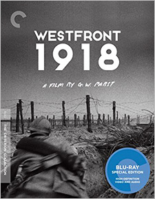 Westfront 1918 (Criterion Blu-ray Disc)