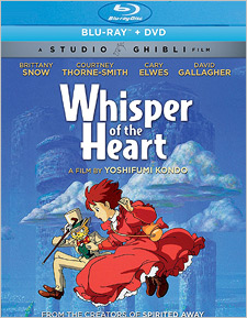 Whisper of the Heart (Blu-ray Disc)