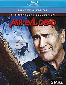 Ash vs Evil Dead: The Complete Series (Blu-ray Disc)