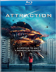 Attraction (Blu-ray Disc)