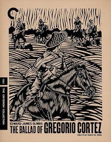 The Ballad of Gregorio Cortez (Criterion Blu-ray)