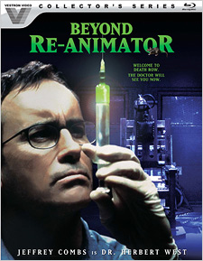 Beyond Re-Animator (Blu-ray Disc)