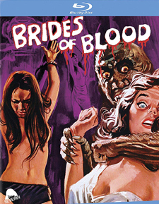 Brides of Blood (Blu-ray Disc)