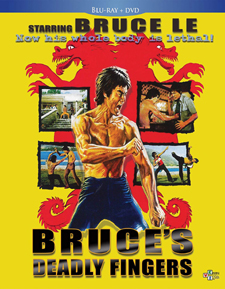 Bruce's Deadly Fingers (Blu-ray Disc)