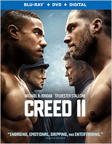 Creed II (Blu-ray Disc)