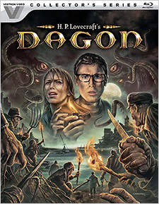 Dagon (Blu-ray Disc)