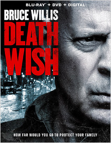 Death Wish (2018) (Blu-ray Disc)