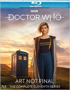 Doctor Who: The Complete Eleventh Season (Blu-ray Disc)