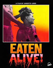 Eaten Alive (Blu-ray Disc)