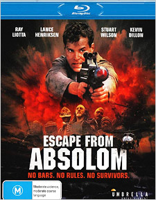 Escape from Absolom (Blu-ray Disc)
