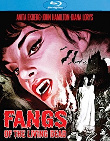 Fangs of the Living Dead (Blu-ray Disc)