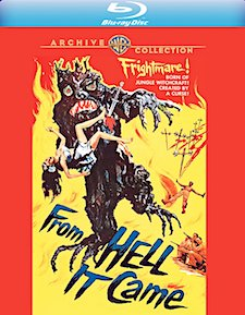 From Hell It Came (Blu-ray Disc)