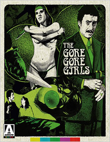The Gore Gore Girls (Blu-ray Disc)