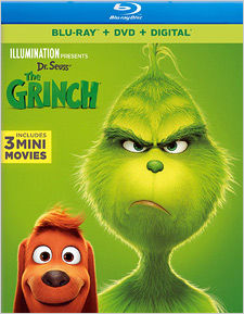 Dr. Seuss' The Grinch (Blu-ray Disc)